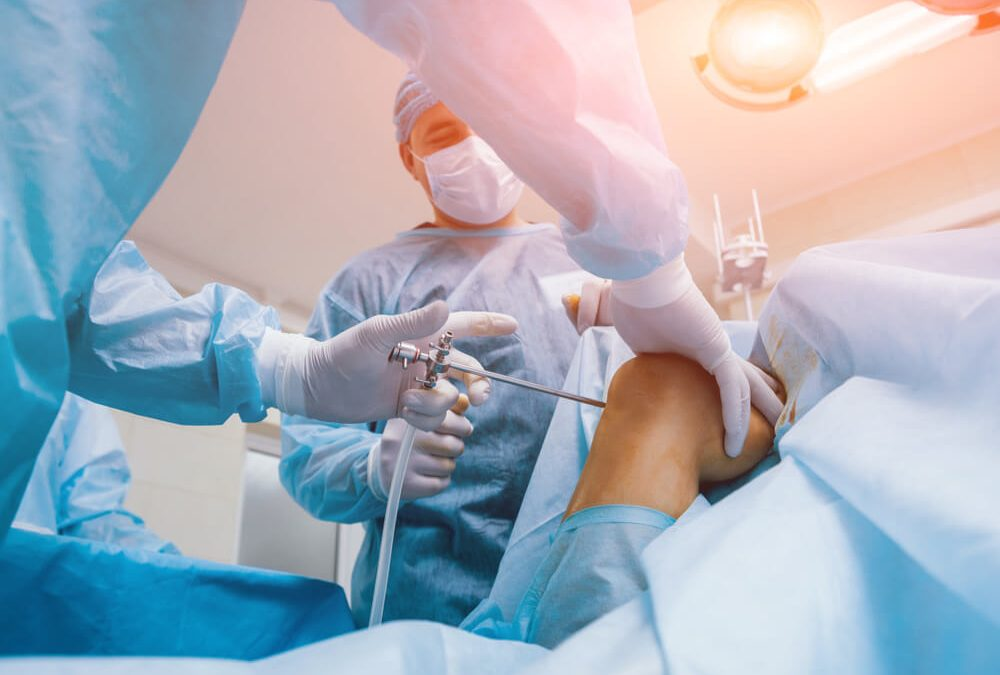 What Happens During a Knee Arthroscopy?